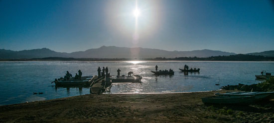 Grassroots event idea carp tournaments work angling trade for Lake henshaw fishing