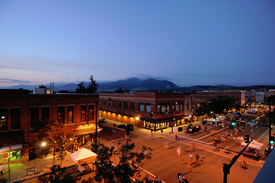 downtownBozeman