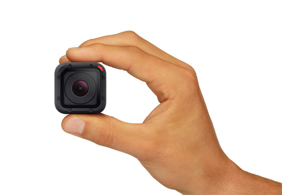 The New GoPro Hero 4 Session