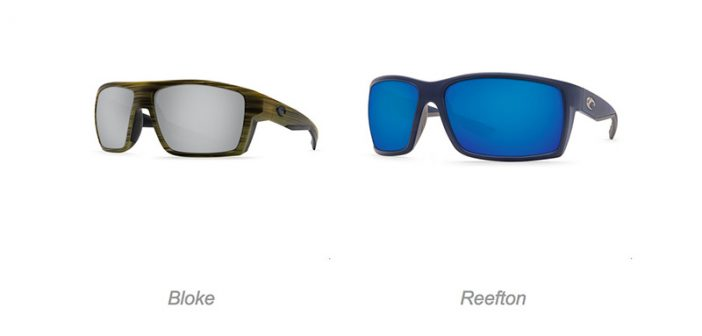 Costa Sunglasses Releases Five New Styles To Core Collection