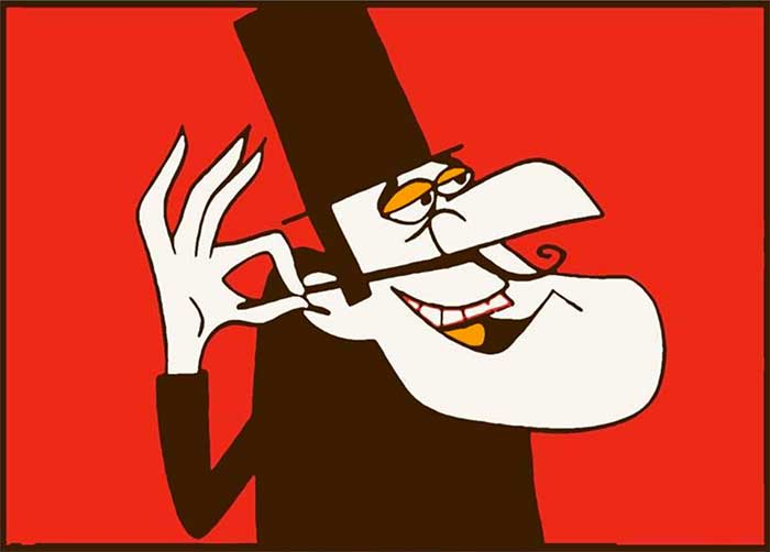Image result for Snidely Whiplash